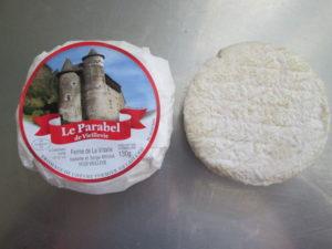 Fromage de chèvre _ Parabel _ Vieillevie