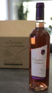 Vin rosé - AOC Entraygues-LeFel