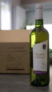 Vin blanc - AOC Entraygues-LeFel